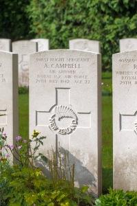 nzwargraves.org.nz/casualties/alan-campbell © New Zealand War Graves Project