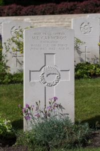 nzwargraves.org.nz/casualties/murray-ellis-carncross © New Zealand War Graves Project