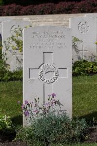 nzwargraves.org.nz/casualties/murray-ellis-carncross © New Zealand War Graves Project