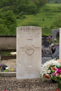nzwargraves.org.nz/casualties/frederick-walter-percival-climo © New Zealand War Graves Project