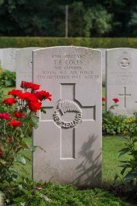 nzwargraves.org.nz/casualties/thomas-edward-coles © New Zealand War Graves Project