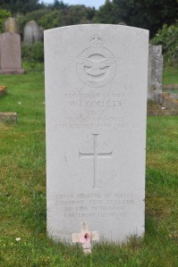 COLLETT, Wilfred Ira RAF