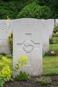 nzwargraves.org.nz/casualties/geoffrey-scott-corlett © New Zealand War Graves Project