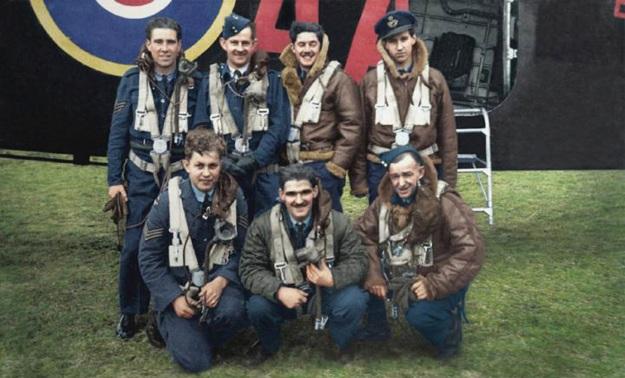 Blincoe crew