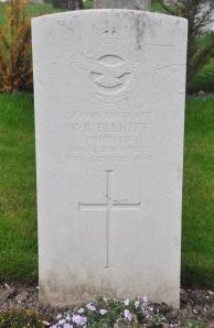 ELLIOTT, Richard Booth RAF