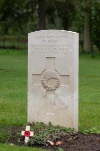 nzwargraves.org.nz/casualties/william-elvin © New Zealand War Graves Project