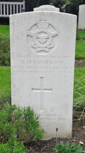 EMMERSON, Ronald Harry RAAF