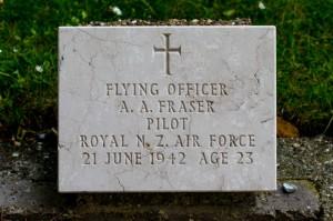 nzwargraves.org.nz/casualties/allen-armistice-fraser © New Zealand War Graves Project
