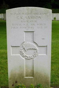 George King Samson