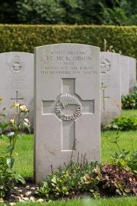 nzwargraves.org.nz/casualties/john-cuthbert-mckechnie-gibson © New Zealand War Graves Project