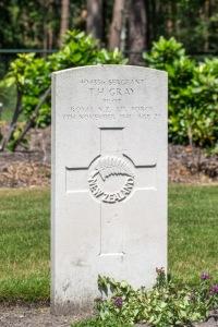 nzwargraves.org.nz/casualties/trevor-hedley-gray © New Zealand War Graves Project