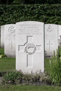 nzwargraves.org.nz/casualties/edward-john-francis-howard © New Zealand War Graves Project
