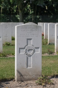 nzwargraves.org.nz/casualties/gerald-howard-jacobson © New Zealand War Graves Project