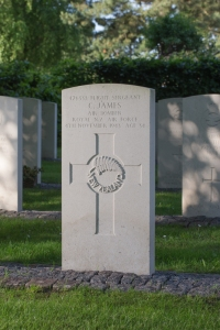 nzwargraves.org.nz/casualties/charles-james © New Zealand War Graves Project