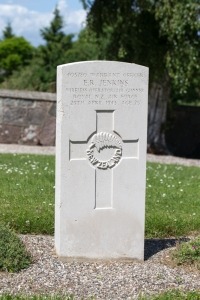 nzwargraves.org.nz/casualties/ernest-roy-jenkins © New Zealand War Graves Project