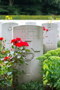 nzwargraves.org.nz/casualties/arthur-grahame-johns © New Zealand War Graves Project