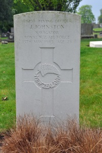 JOHNSTON, John RNZAF