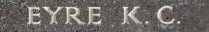KC Eyre