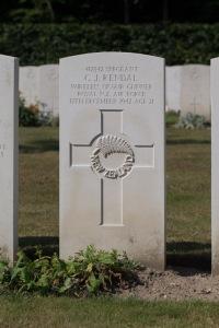 nzwargraves.org.nz/casualties/christopher-james-kendal © New Zealand War Graves Project