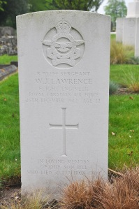 LAWRENCE, William Joseph RCAF