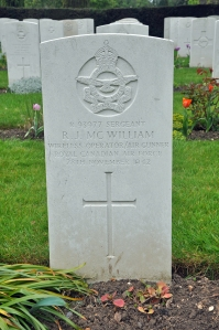McWILLIAM, Robert James RCAF