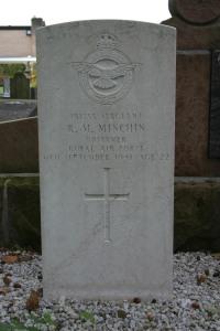 Minchin R M