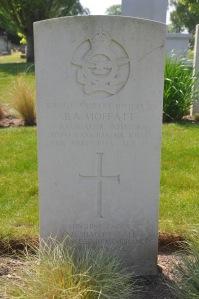 Moffatt, Bertram Augustus RCAF