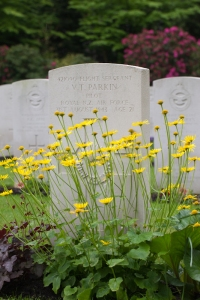 nzwargraves.org.nz/casualties/victor-trevor-parkin © New Zealand War Graves Project