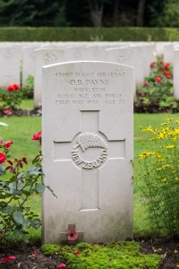 nzwargraves.org.nz/casualties/douglas-beardsley-payne © New Zealand War Graves Project