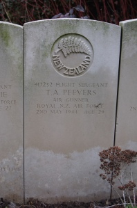 nzwargraves.org.nz/casualties/thomas-alexander-peevers © New Zealand War Graves Project