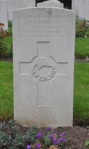 PURVES, James John RNZAF