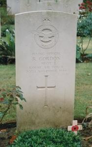 R Gordon