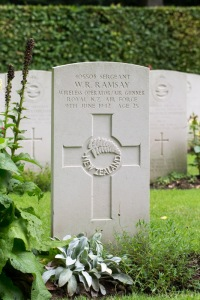 nzwargraves.org.nz/casualties/william-robertson-ramsay © New Zealand War Graves Project