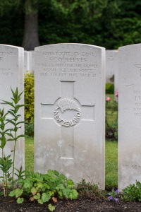 nzwargraves.org.nz/casualties/sydney-cecil-oliver-reeves © New Zealand War Graves Project
