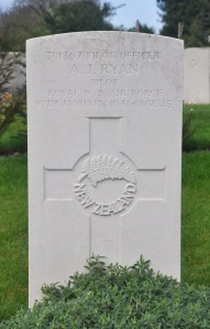 RYAN, Alexander James RNZAF