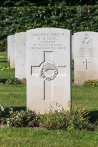nzwargraves.org.nz/casualties/alister-henry-scott © New Zealand War Graves Project