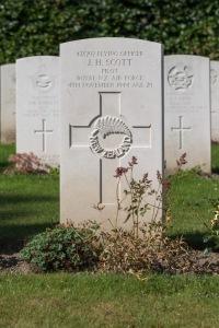 nzwargraves.org.nz/casualties/john-harold-scott © New Zealand War Graves Project
