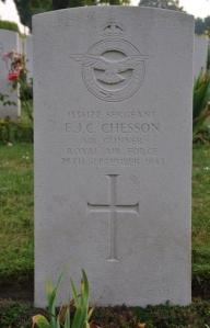 Sgt F.J.C. Chesson  (1)