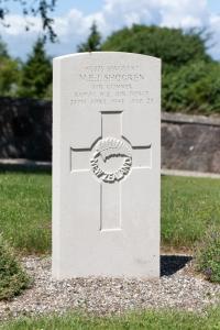 nzwargraves.org.nz/casualties/malcolm-edward-john-shogren © New Zealand War Graves Project