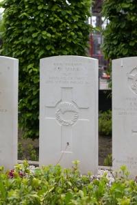nzwargraves.org.nz/casualties/frederick-alexander-spark © New Zealand War Graves Project
