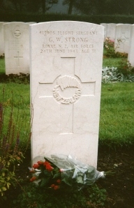 Strong war grave individual