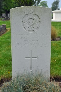 STUART, Phillip Gordon RCAF