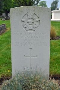 STUART, Phillip Gordon RCAF