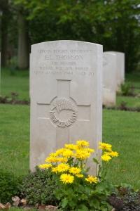 nzwargraves.org.nz/casualties/edward-leonard-thomson © New Zealand War Graves Project