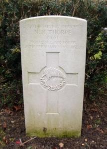 nzwargraves.org.nz/casualties/noel-humphrey-thorpe © New Zealand War Graves Project