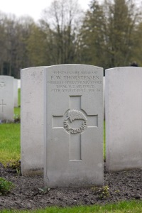 nzwargraves.org.nz/casualties/frederick-william-thorstensen © New Zealand War Graves Project