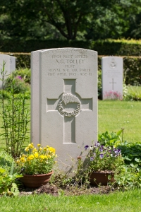 nzwargraves.org.nz/casualties/alan-gray-tolley © New Zealand War Graves Project