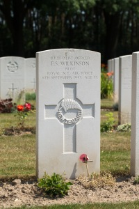 nzwargraves.org.nz/casualties/ernest-stanley-wilkinson © New Zealand War Graves Project