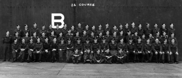 'B' Flight, 1651 Conversion Unit, Waterbeach, July 1943