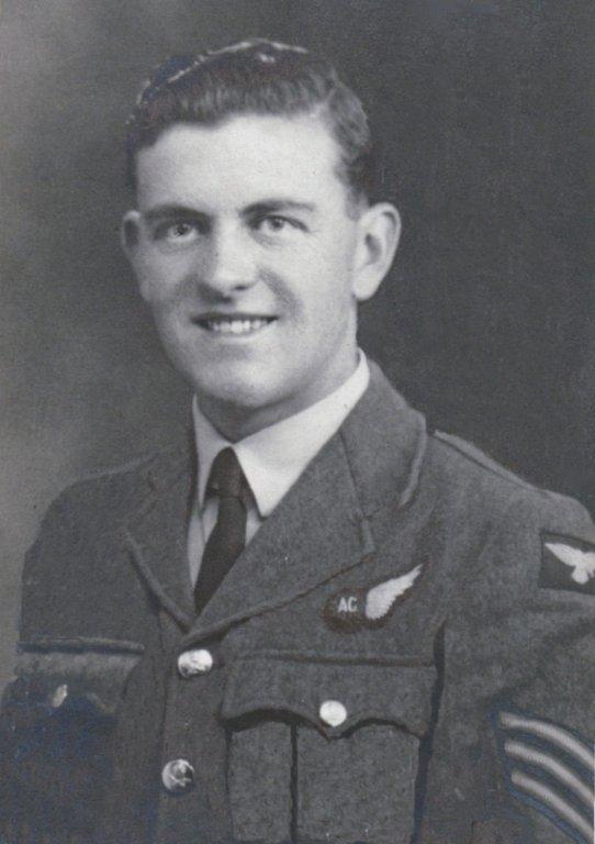 W/O Edgar Reader - Wireless Operator, Wood crew. 15th May - 23rd June 1943